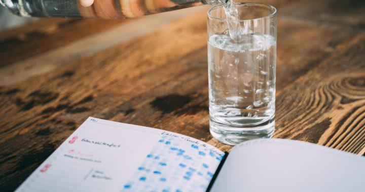 Wassertrinkplan